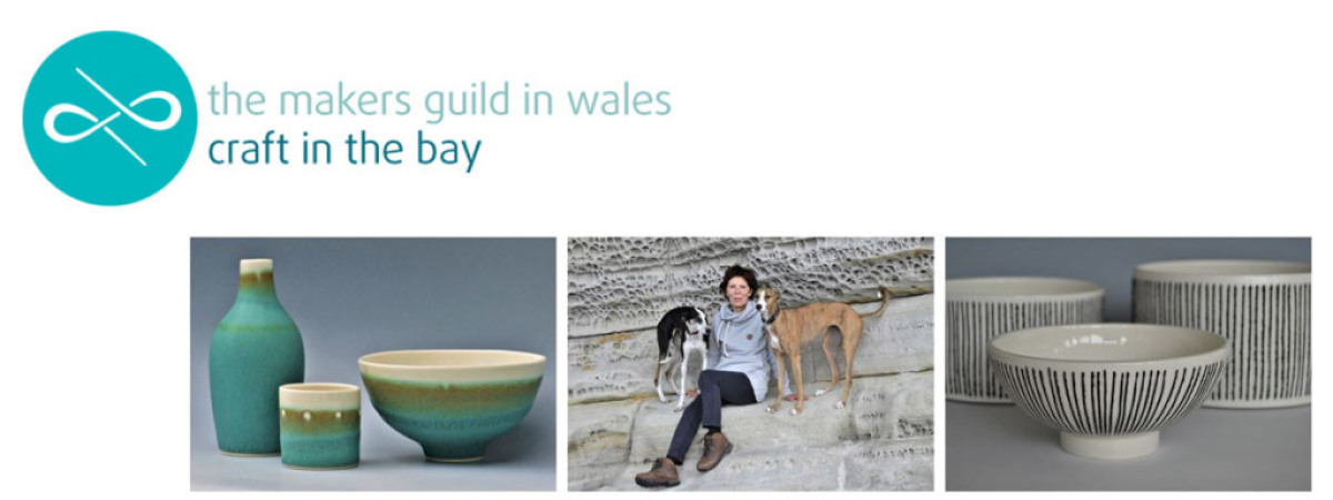 A Sense of Place - North Wales Potters at Craft in the Bay; The Makers Guild Wales. CARDIFF