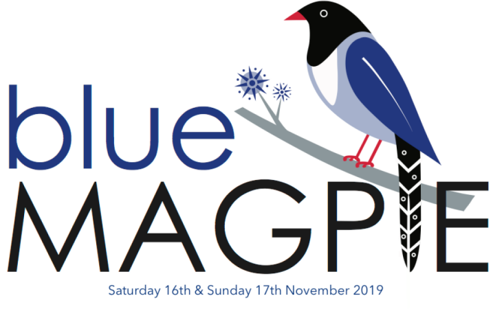 Christmas Blue Magpie Contemporary Craft Fair- 16th & 17th November