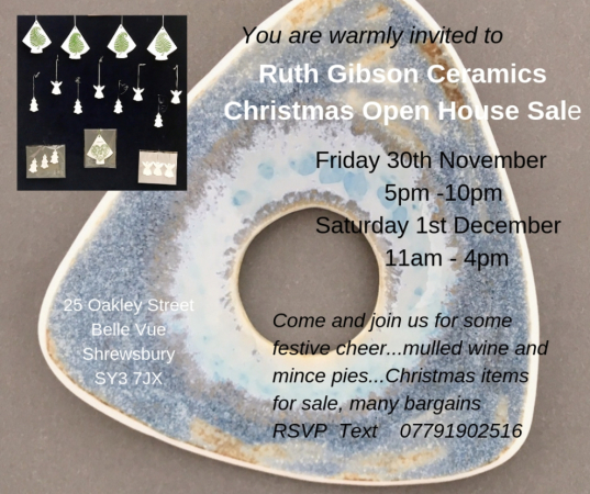 Christmas Open House Sale 2018
