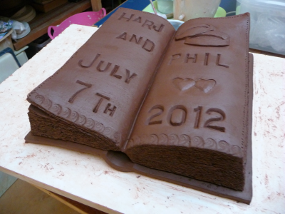 A Brick Book - Wedding Gift