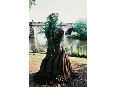 Tara Sylvana in Abbey Gardens, Shrewsbury